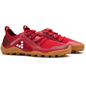 Vivobarefoot Primus Trail SG Mesh Løbesko Herrer rød